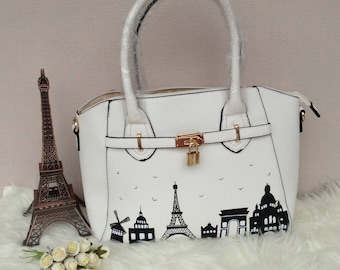 Handbag (Paris monuments)
