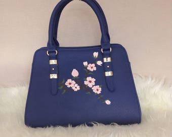 Handbag (cherry blossoms)