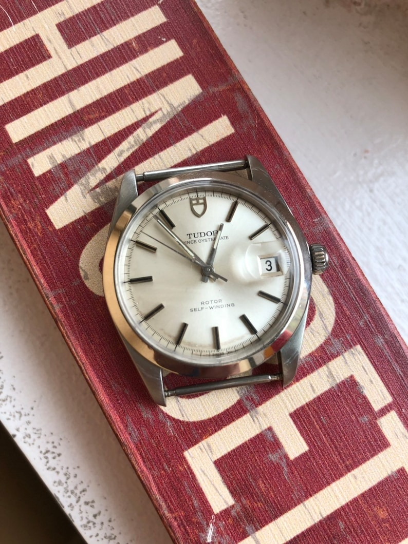 Vintage Tudor Watches >> Vintage Tudor Prince Oysterdate Automatic Manual Wind Watch