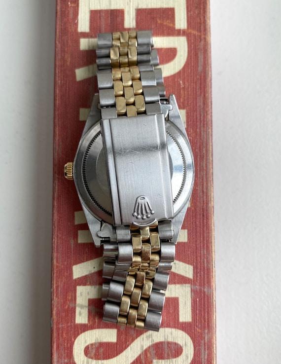 "Vintage Rolex Datejust 60s Ref 1625 ""Thunderbird""… - image 8"
