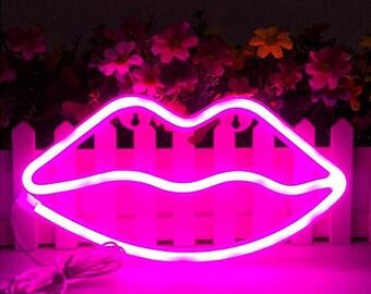 """New Lucky Wall Decor Artwork Neon Light Sign 14/"""" x 7/"""""""