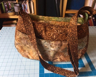 Made to Order Daytripper Cross Body or Shoulder Bag with Zipper