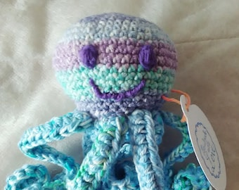 Octopus plush ~ Beth