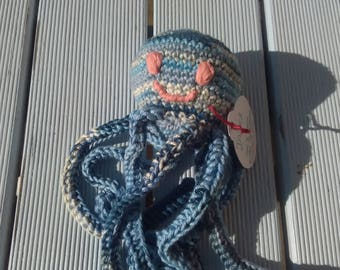 Octopus plush ~ James