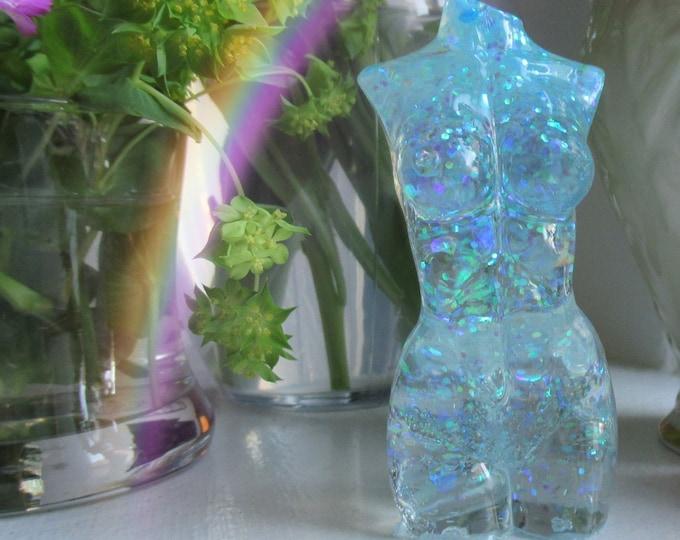 Goddess Statue | Resin Goddess | Goddess Art | Goddess Figurine | Nude Sculpture | Resin Statue | Resin Figurine