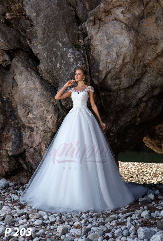 really cheap meet huge sale White European Wedding Dress