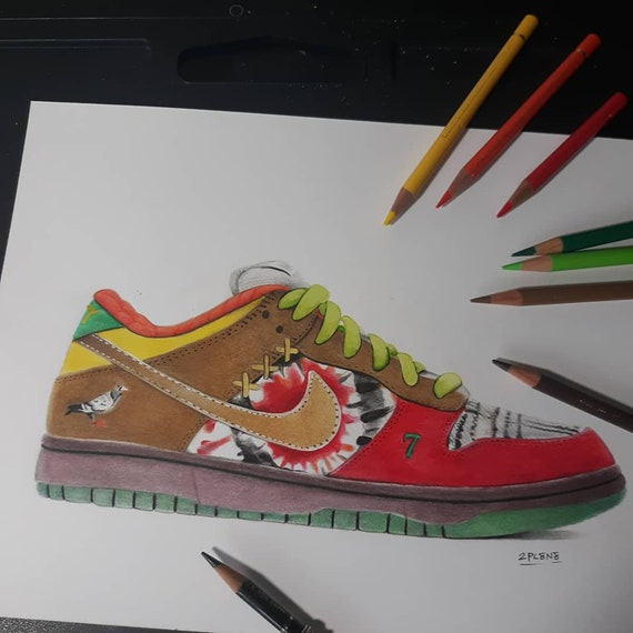 "Nike Dunk SB Low ""What the Dunk"""