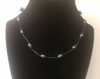 SALE!!!!!!! 20% Off Choker with multicolored beads