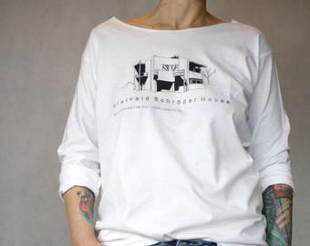 longsleeve shirt with awesome print/rietvield