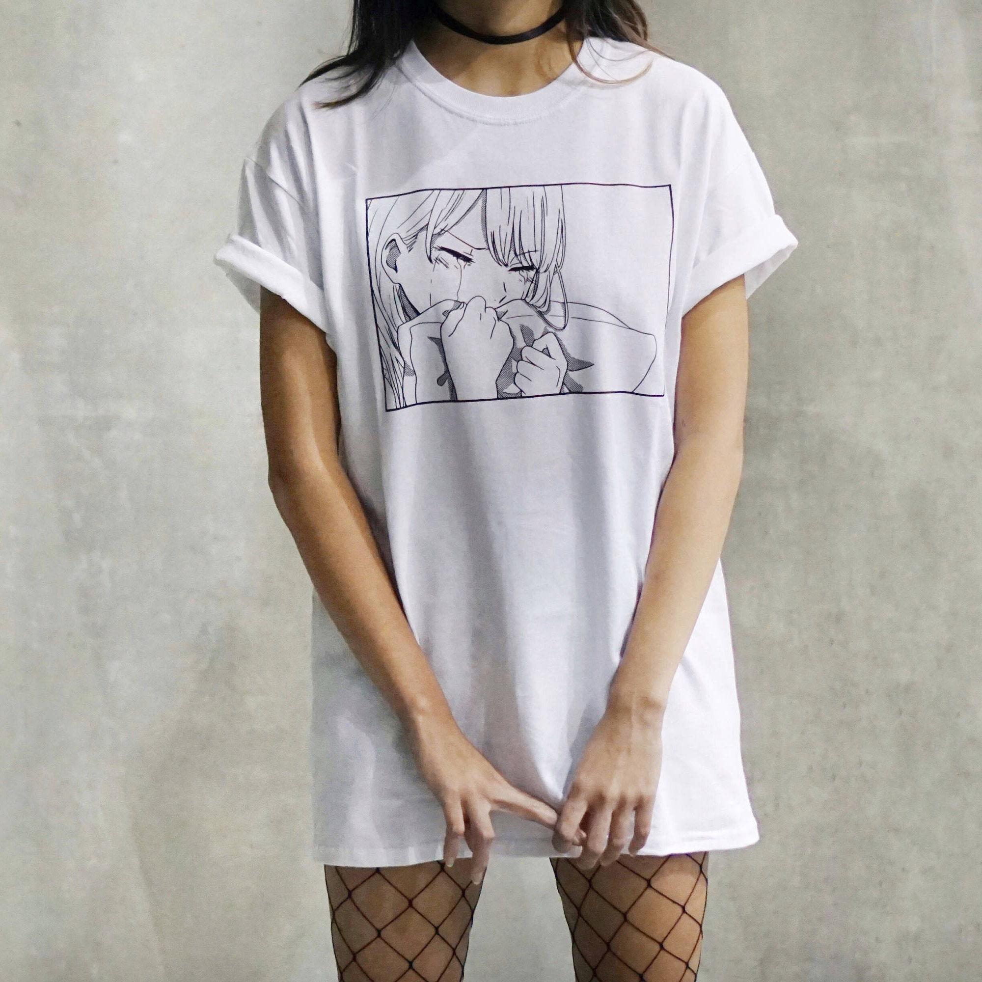 Anime Shirts Anime Eyes Anime T-Shirt Anime Gift Manga | Etsy