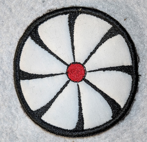 Scp Chaos Insurgency Patch Etsy