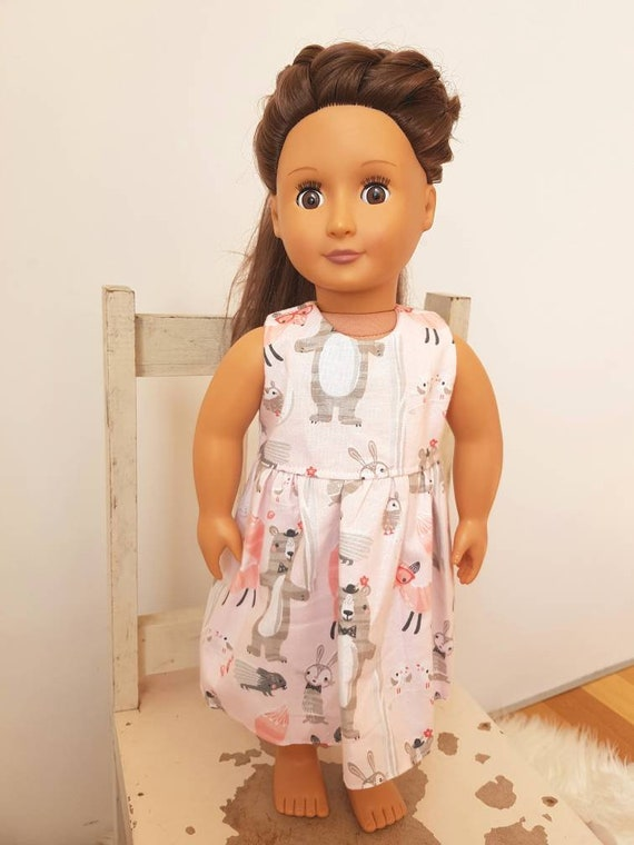 Doll dress 18 inch fit American girl our generation doll ...