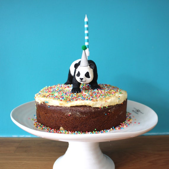 Cake Decorating Kits With Fox Panda Or Polar Bear Topper