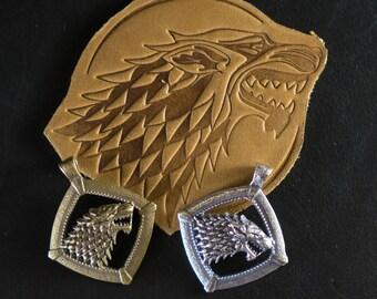 Game of Thrones. Ned stark. Jon Snow. Sansa Stark.  Arya Stark. Pendants Cosplay jewelry