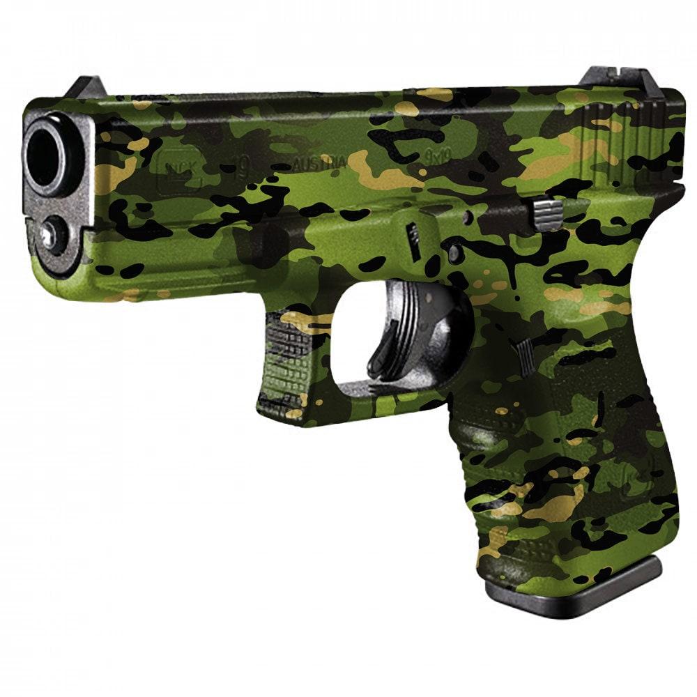 Pistol Skin Wrap Kit Gunswrap Vinyl Camouflage Wrap Skin
