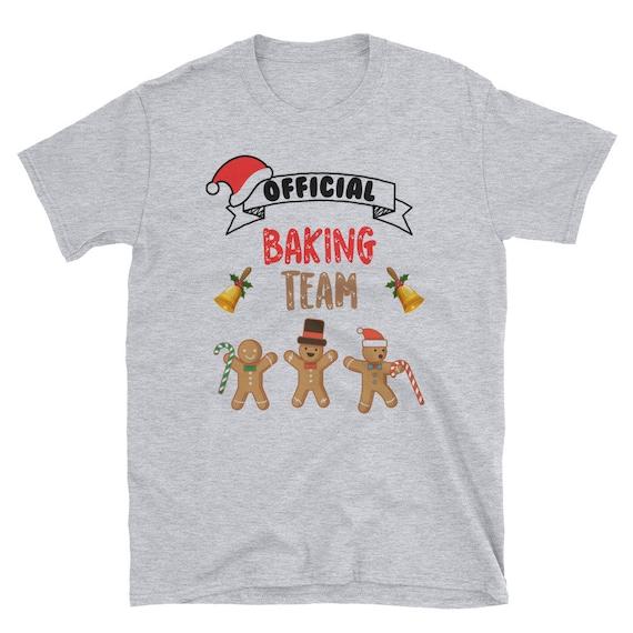 Noël cuisson vacances T-Shirt - - - Team officiel de cuisson - cuisson - Shirt drôle Noël - vacances équipe de cuisson - cuisson vêtements 84d0e9