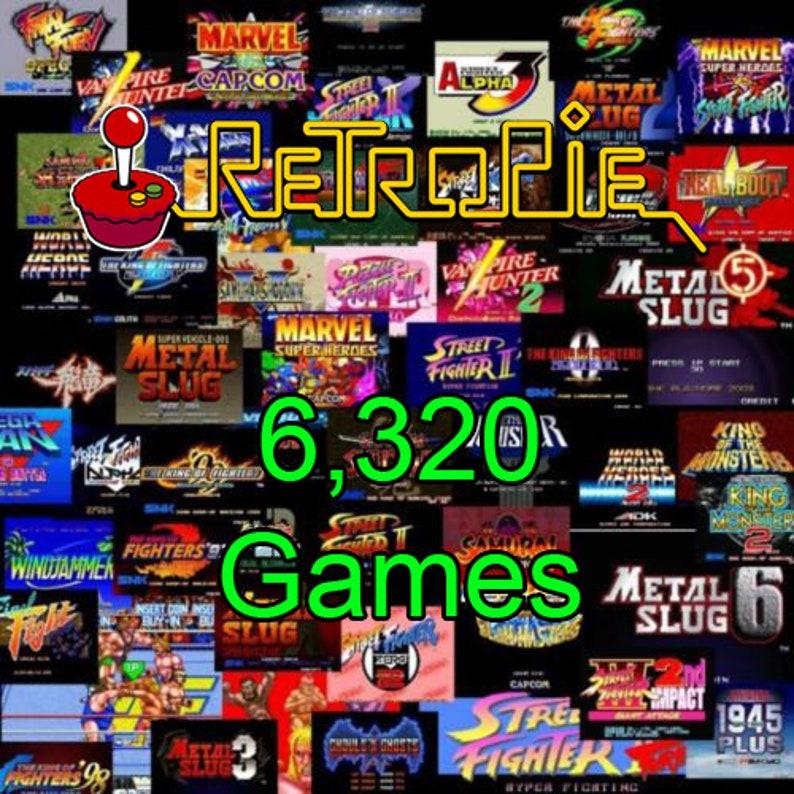 retro games download