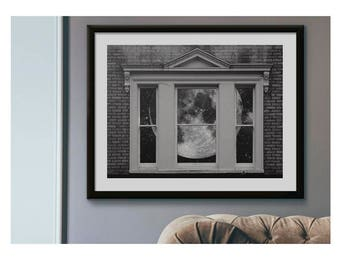 Window on Space - Limited Edition Gallery Print