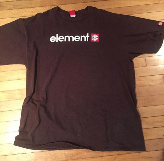 Element T Shirt Vintage Great Condition Patch On A