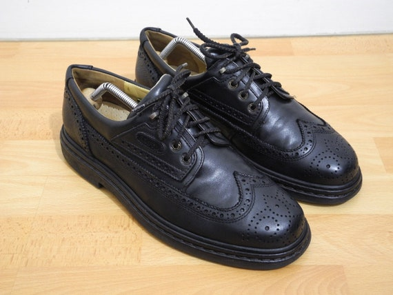 Workwear Docs 5 UK Blucher Chaussures Budapester 44 ouvrier Brogue 10 UE Lloyd Heliconius qwU6v7WB