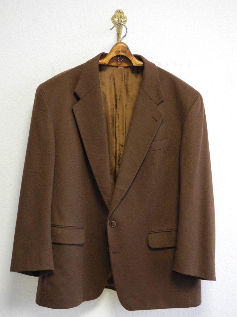 81f0a0f5e0d YSL Yves Saint Laurent Vintage Wool Cashmere Jacket | Etsy