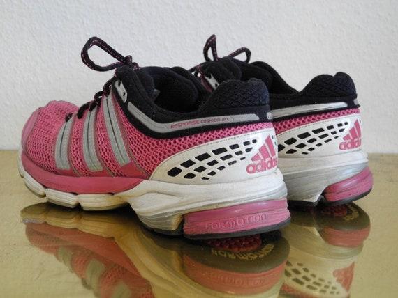2ab486646ffb2 Adidas Response 20 Torsion US 9 UK 7,5 EU 41 1/3 Pink Adiprene Ugly Mom  Sneaker Running