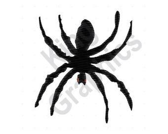 Spider - Machine Embroidery Design