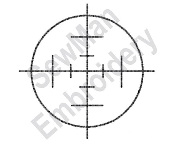 Gun Sight Diagram