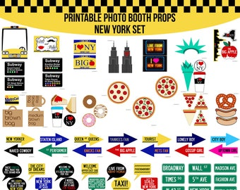 New York Photo Booth Etsy