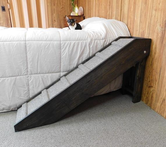 Handmade Slim Dog Ramp 20 36 Tall Folding Pet Etsy