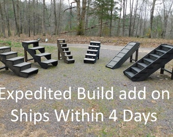 Super Expedited build Service Add on 4 Days then Ship