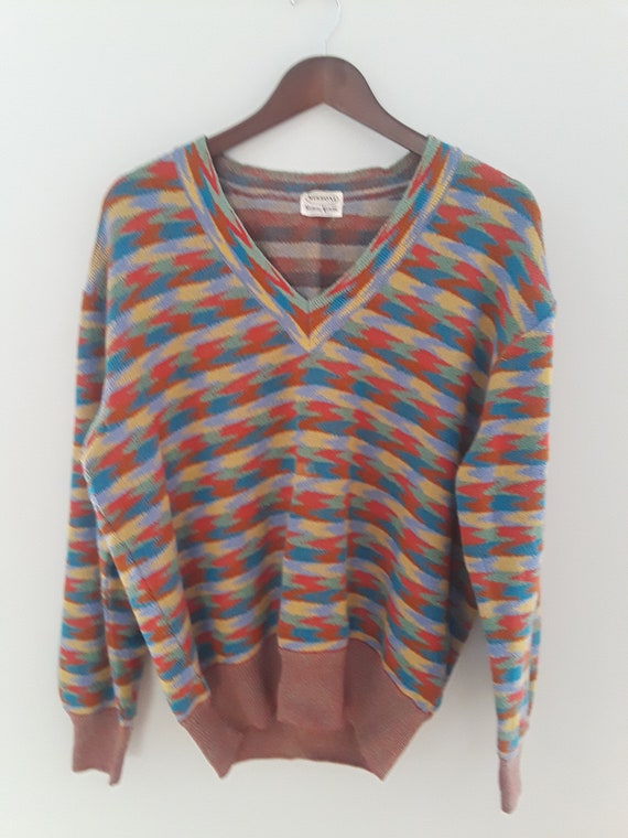 Vintage Missoni Knit Sweater