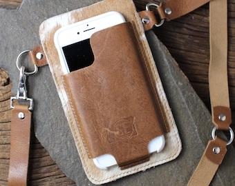 iPhone holster purse