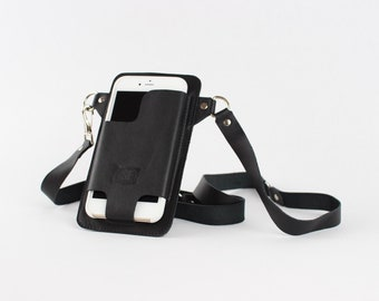 iPhone holster purse for the 6+,7+, and 8+
