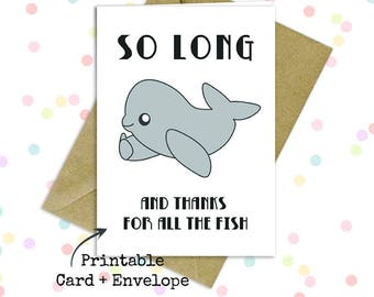 Geeky greeting card/ Funny missing you card/ Long distance love/ Best friend card/ missing you card/ Adorable kawaii card/ cute blank card