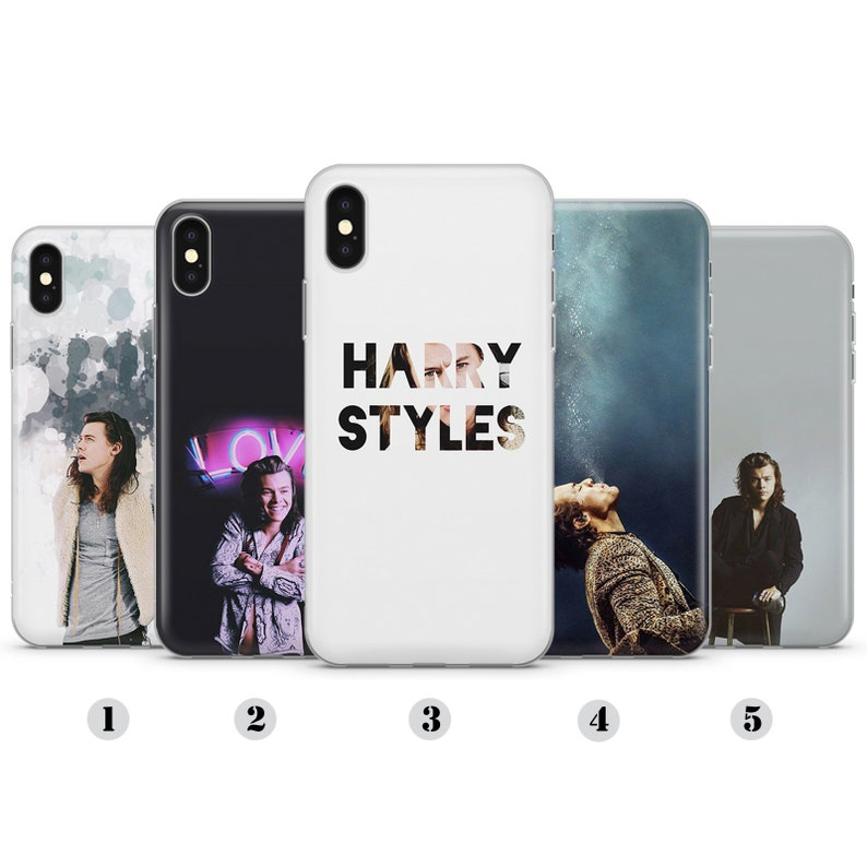 Harry Styles UK singer Artist Case for iPHONE / SAMSUNG/ HUAWEI/ 34
