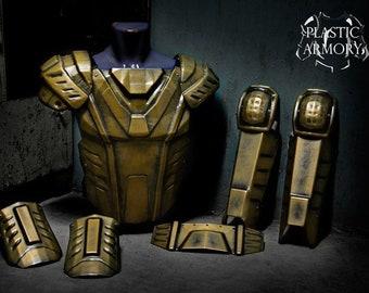 NCR Ranger Armor