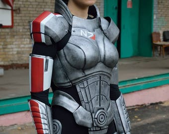 Mass effect cosplay | Etsy