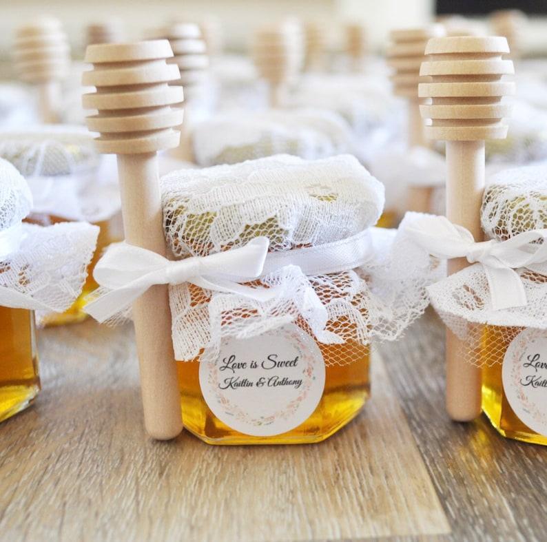 Honey Wedding Favors.25 Honey Jar Favors 2 Oz Wedding Favors Party Favors