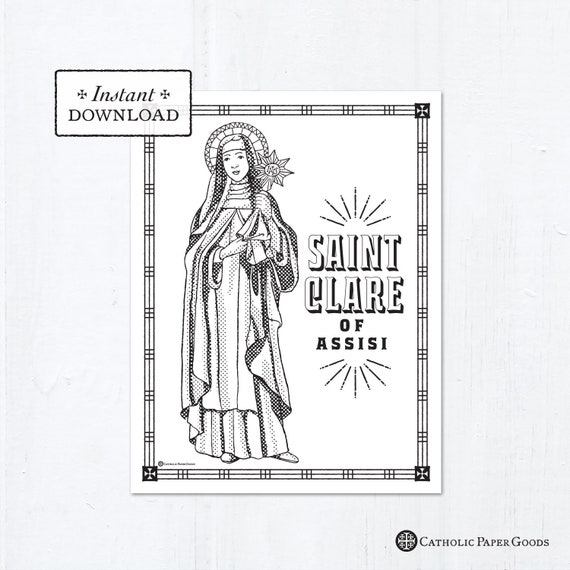 K is for St. Katharine Drexel | Katharine drexel, Saint coloring ... | 570x570