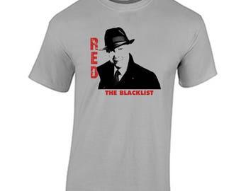 The Blacklist Red Reddington T Shirt James Spader Raymond Reddington The Blacklist TV Show