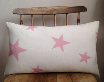 Peony and Sage All Stars Cushion