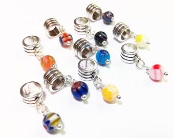 2 Piece Set Loc Jewelry I Love Basketball Cuff /& Sleeve