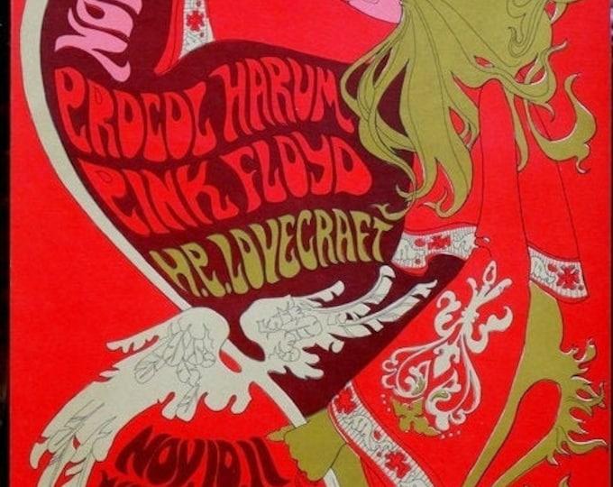 Vintage Concert Posters - Mike's Vinyl And Vintage
