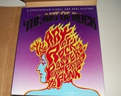 The Art Of Rock Vintage (1987) Concert Poster Book First Edition Paul Grushkin STILL SEALED in Original Abbeville Press Shipping Box RARE
