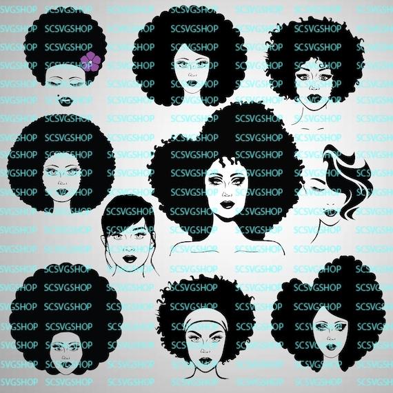 Diva Bundle Set Von 10 Schönheit Afro Diva Haare Natur Etsy