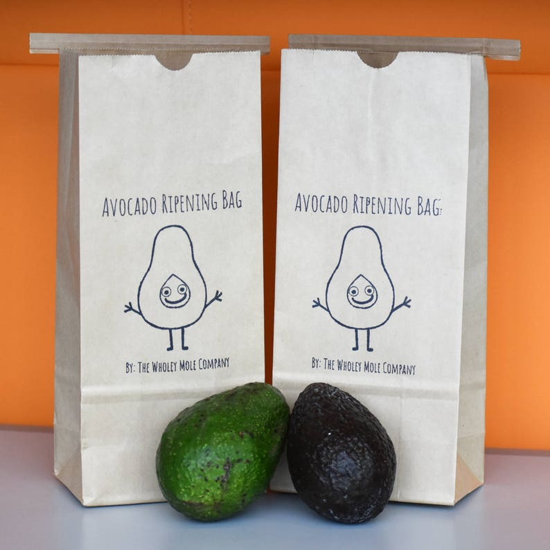 The Avocado Ripening Bag
