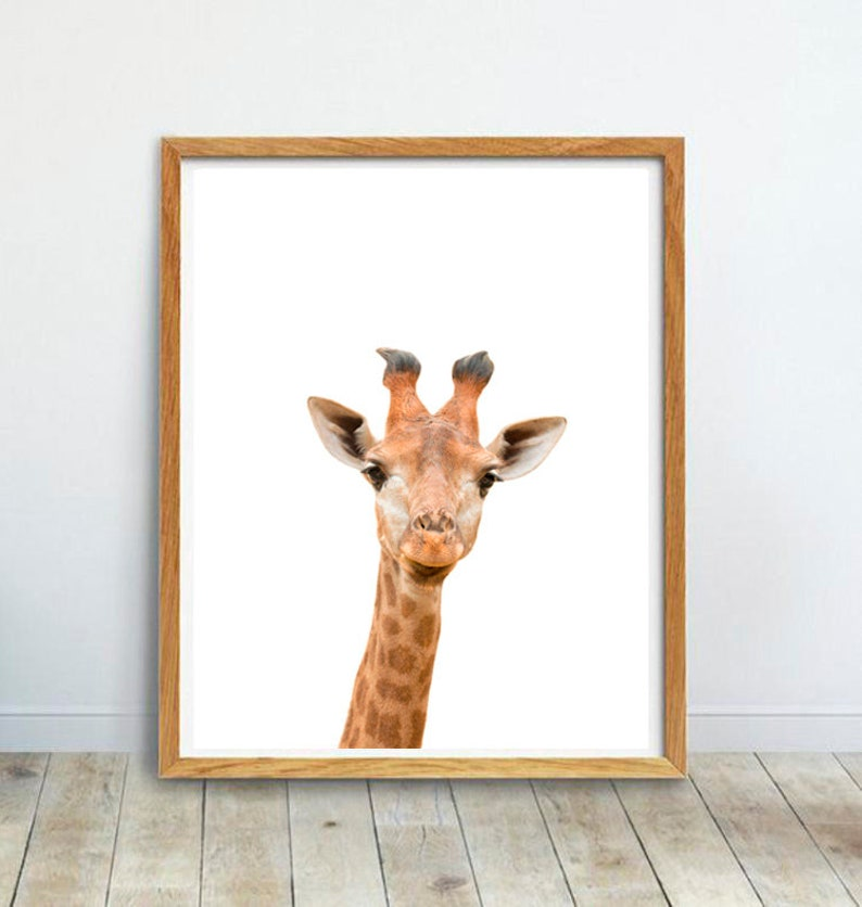 Giraffe Pillow | Etsy
