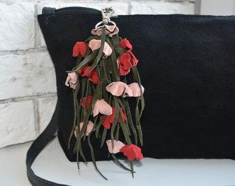a465b4bd4d4d Handbag Charm pink and red