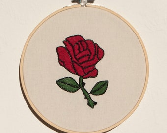 "Embroidery ""roses"""